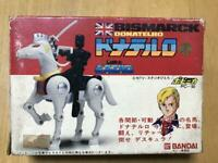 "Popinica Bismarck Donatelro Chogokin Robo Saber Sub 9.7cm 3.8"" Figure Bandai 198"
