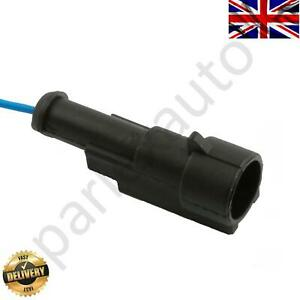 Single Pin Female Electrical Connector Terminal - Waterproof