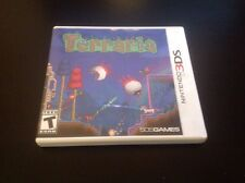 (NO GAME) Terraria - Nintendo 3DS Case