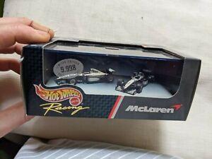 hotwheels mclaren mercedes MP4-13 1998 world champions model car N1 338 M