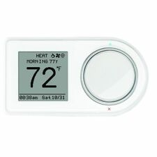 Lux Geo GEO-WH-003 7-Day Wi-Fi Programmable Thermostat White