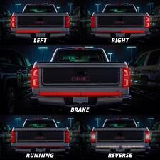"60"" Running/Brake/Reverse/Signal LED TAILGATE TAIL LIGHT BAR STRIP TRUCK SUV"