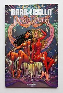 Barbarella Dejah Thoris Dynamite Graphic Novel Comic Book