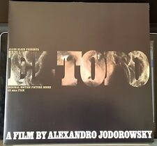 Alexandro Jodorowsky - El Topo, soundtrack - 2012 180g gatefold LP record