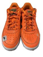 Nike Air Force 1 JDI PRM (GS) Athletic Sneakers [AO3977 800] Size 6.5y