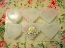 Silicone Heart Mold~Resin Soap~6 Cavity