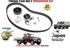 Für Toyota Landcruiser 70 2.4TD 2L-TE 2L-T 1990- > Zahnriemen Riemenspanner Satz