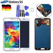 Für Samsung Galaxy S5 SM-G900F NEU RV-Parts Display LCD Touch Screen Weiss