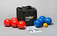 Sport Bocce Set in a Nylon Bag (100mm) by St.Pierre