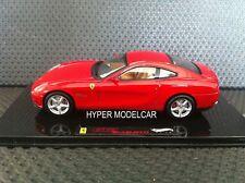 HOT WHEELS ELITE 1/43 Ferrari 612  Scaglietti 2004  Red Art. V8875