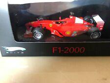 Michael Schumacher Ferrari F1-2000  - Hotwheels Elite 1/43 scale