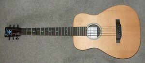 Martin Ed Sheeran Divide guitar, superb unmarked condition with original bag