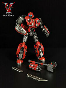 Zeta Toys ZV-03 Guardian w/ bonus hammer