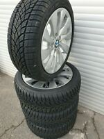 Winterreifen BMW 1er 2er 3er Z3 Z4 225/45 R17 91H Dunlop Winter Spor 3D RSC