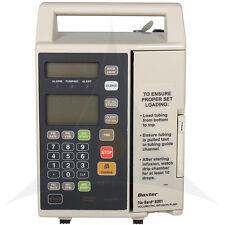 BAXTER Flo-Gard 6201 IV Pump Patient Ready-6 Month Warranty-FREE shipping