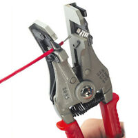 Auto Cable Cutter Wire Stripper Stripping hand Crimper Crimping Plier Cut tool