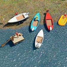 Busch 8057 Boat & Raft set Spur N 1 160