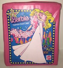 Barbie Fashion Case Closet 1977  No 1002 Doll Star Barbie Ken