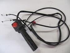 1984 Honda Goldwing Interstate GL1200 Throttle Assembly