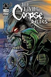 Living Corpse Relics #1 | Select Cover | American Mythology NM 2021