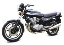 Honda CB750F CB900F Negro Bici Tipo #1 Kit de la etiqueta de la versión