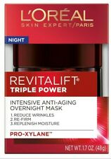 L'Oreal RevitaLift Triple Power Intensive Anti-Aging Overnight Mask 1.7 oz