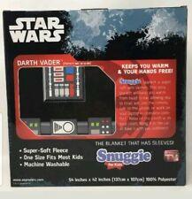 Star Wars Darth Vader Snuggie For Kids - Blanket With Sleeves