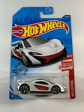 Hot Wheels - McLaren P1 TARGET U.S.A EXCLUSIVE Red Edition - BOXED SHIPPING