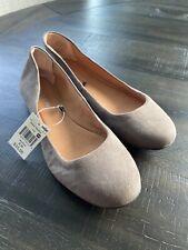 Massini - Womens Fasion Flat Shoe - Size 8