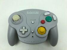 Nintendo DOL-004 WaveBird Wireless Controller Gray - Tested - No Receiver
