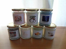 Handmade Jars/Container Candles & Tea Lights