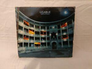 LIGABUE GIRO D'ITALIA 3 CD LIMITED EDITION NUMERATA 2003 (n. 00377)