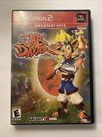 Jak and Daxter: The Precursor Legacy (Sony PlayStation 2, 2002) PS2 Tested