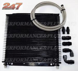 4L60 4L80 PRO TRANSMISSION COOLER KIT LS1 LS2 HOTROD CUSTOM SSV GARRETT