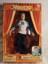 Nsync Collectible Marionette Doll Justin Timberlake Living Toyz 2000