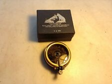 *Victor Victrola Gold No. 2 Phonograph Reproducer w/Box-Great Quality*