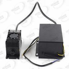 532nm 300mw-400mw  DPSS Green Laser Module Diode Fan TTL/Analog 90~260VAC