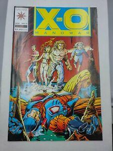 X-O MANOWAR #4 1992 Valiant Comics 1st App. of Jack Boniface  Shadowman NM