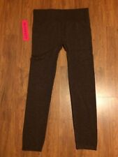 2c1aa77a895c1 NWT First Kick Maternity Womens Fleece Lined Cozy Leggings Maroon One Size