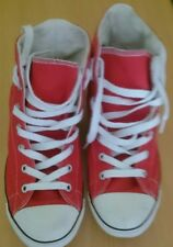 Chucks Converse All Star,rot,Gr.37,5