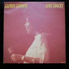 GLORIA GAYNOR - LOVE TRACKS - LP