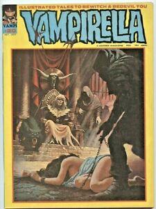 Warren Publishing: Vampirella #20 (1st Series)  VF