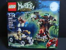 NEW LEGO Monster Fighters The Werewolf 9463 Major Quinton Steele Moonstone NISB