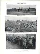 WW1 Russian Front Warsaw Siberian Troops