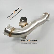 """SS304 2.5"""" Exhaust Downpipe Pipe  Mini Cooper R55 R56 R57 R58 R59 JCW Cooper S"""