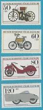 Bundesrepublik aus 1983 ** postfrisch MiNr. 1168-1171 + Ersttagsbrief und -blatt