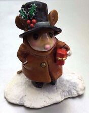 Wee Forest Folk M-342 Squire of Micester - FREE OverNight Fed-Ex shipping !
