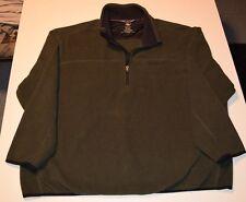 Men's Pre-Owned Size 3XL XXXL Timberland Half Zip Fleece Jacket