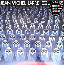 FRENCH BLUE VINYLE ALBUM JEAN MICHEL JARRE EQUINOXE LIMITED EDITION SEALED NEUF