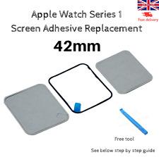 Apple Watch Series 1 Screen Adhesive 42mm + Free Tool